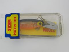 Pre Rapala STORM Hot N Tot Special Color Crankbait Fishing Lure NEW & SHIPS FREE!!!
