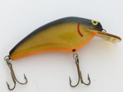 Tennessee Shad Early Wood Fishing Lure EX+