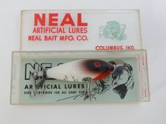Rare Neal Bait BABY NEAL SPINNER 1/4oz. Fishing Lure NEW IN THE PACK