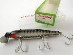 Creek Chub 733 Pikie Blackscale Fishing Lure NEW IN BOX