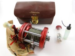 ABU Ambassadeur 6000 Bought New in 1963 Vintage Baitcast Fishing Reel