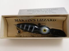 Martin Lizzard New in Box with Original Paperwork NICE!