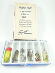 Sports Liquidators Courtesy Tackle Kit NEW OLD STOCK