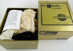 "Garcia Landex 1422 4"" Medium Width Fly Fishing Reel EXCELLENT in BOX MADE IN ENGLAND"