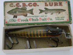 Creek Chub Pikie Minnow 700 in the correct Box