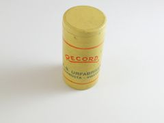 Record Ambassadeur 5000 Wooden Spool Tube & Spool RARE