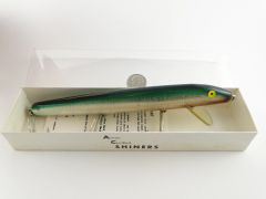 A.C. Shiner Wood Fishing Lure H.W. Series No. 675 NEW IN BOX