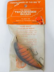 Tennessee Shad Fishing Lure New in Package