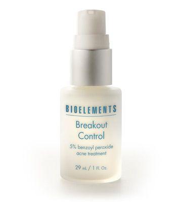 Bioelements Breakout Control