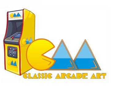 Classic Arcade Art