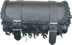 Small fringe & braid Tool bag.
