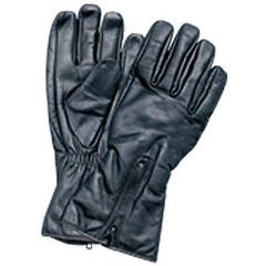 AL3064-Leather Zip Up Riding Glove