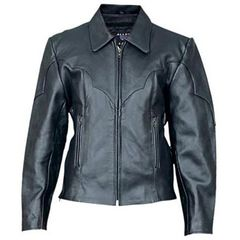AL2161-Womens Riding Motorcycle Jacket