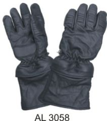 AL3058- Leather Riding Gloves