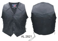 AL2821 Kids side lace vest