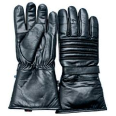AL3055-Padded Leather Riding Glove