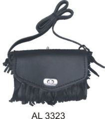 Ladies Fringed Shoulder Bag