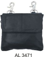 Ladies belt loop bag