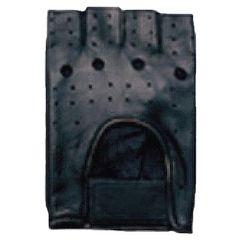 AL3001-Sheepskin Fingerless Glove