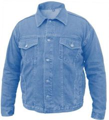 AL2950 Denim Jacket with gun pockets