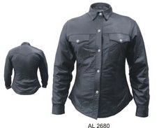 AL 2680 Ladies Western Shirt