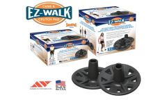 EZWalk - All Terrain Stabilizer for Canes and Crutches
