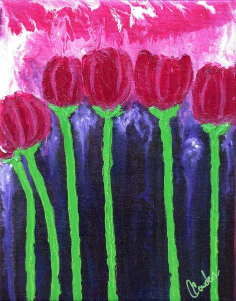 Jesse's Tulips