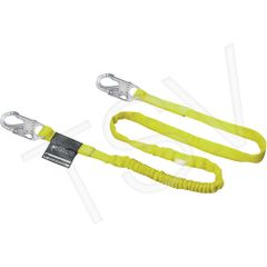 SC982 Miller ® Manyard ® Shock-Absorbing Lanyards CSA Class: E4 No. of Legs: 1 Harness Connection: Snap Hook MILLER #216WLS-Z7/6FTYLC