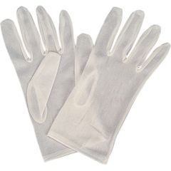 SEE791 INSPECTION Gloves LINT FREE, Nylon Hemmed Cuff (Sz's Mens or Ladies) Zenith