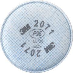 SE906 3M #2071 P95 Respirator Prefilters 2/PK NIOSH