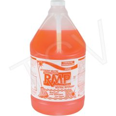 JA464 Orange Scented Neutral DETERGENT FLOOR Cleaner 4 L Jug RMP