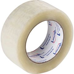 "PA605 TAPE, CLEAR 48mm X 100M (2"") 1.6MIL TH 36RL/CS IPG-#6100"
