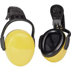 SEL102 V-Gard® Earmuff Accessories NRRdb 28 MSA #10087422 YELLOW (BLUE db25/WHITE db21)