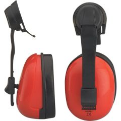 SA685 Hornet, EAR CAP CSA NRR dB22 Class EARMUFF A NORTH #EM2177 RED