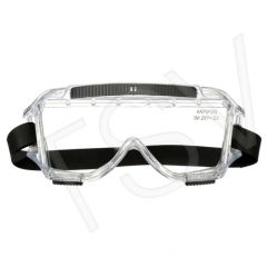 SGC402 3M Centurion Safety Splash Goggles Ventilation Indirect Lens Clear CSA Anti-Fog #40305-0000-10