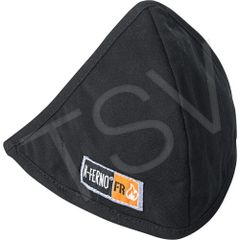 SEM761 N-Ferno 6872 Two-Layer FR Winter Liner Mouthpiece Fleece/Cotton/Modacrylic BLACK ERGODYNE #16872