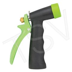 NM816 Pistol Grip Nozzle Insulated Max. Pressure: 100 psi Trigger Type: Rear-Trigger AURORA TOOLS