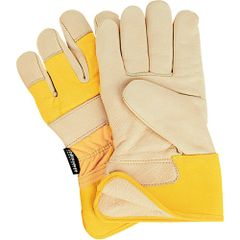 SM613 ThinsulateTM 100-G Lined Grain Cowhide Fitters Gloves, Premium, LARGE