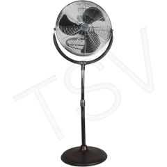 "EA289 ***SOLD OUT FOR SEASON*** 20"" High Velocity Pedestal Fans 3-Speed 1/5 HP MATRIX"