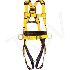 SEB397 Delta Harnesses Work Positioning CSA Class: A/P Weight Capacity: 420 LBS 3M DBI SALA FALL PROTECTION (SZ's SML-XLAR)