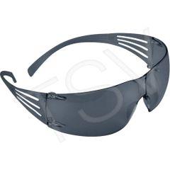 SEK245 3M SecureFit Protective Eyewear Safety Glasses Molded Nose Bridge CSA Z94.3/Ansi Z87 GREY AF Lens Anti-Fog #SF202AF-CA