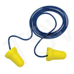 SH115 E-A-R 3M Plugs E-Z-Fit CORDED COMFORTABLE FIT FOR SMALLER EAR CANALS! NRRdB: 28 (200 BOX)