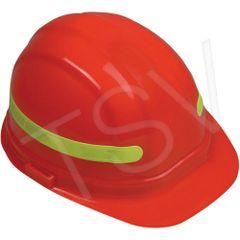 SAX903 RETRO-REFLECTIVE STRIPS 7 STRIP/SHEET (LIME/ORANGE/SILVER) ERB SAFETY