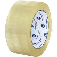 "PA607 Polypropylene Box Sealing Tape 48mmW (2"") X 66m L (216.5') IPG #F4015 48ROLL/CS"