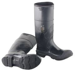 "SC395 Monarch Economy Knee Boots Steel Toe Boot 16"" TALL 100%WATERPROOF (SZ 6-13) ONGUARD #86606"