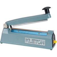 "PF465 HEAT IMPULSE SEALER, 12"" x 110V KLETON 380W Easy Operation for Poly & PVC Bags"