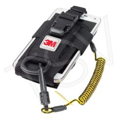 SDP343 Adjustable Radio Holster And Tethering Kit Type: Radio/Phone Holster Tether Included: Single Coil Lanyard 3M DBI #1500089