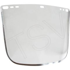 """138-1035 Jackson Safety F30 Acetate Faceshields Height: 9"""" Width: 15-1/2"""" Thickness: 0.04"""" Material: Acetate KIMCLARK PRO"""