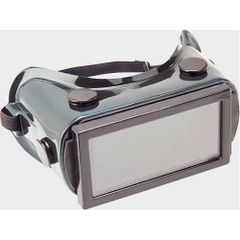 NT646 Flexible Frame Goggles Ventilation Type: Closed Lens Tint: 5.0 CSA Anti-Scratch WELD-MATE