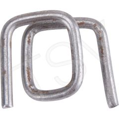 "PA502 Buckles, STEEL Wire 1/2""Width HD 1000/BOX CORDEX #B-4S (fits any 1/2"" Polypropylene Strapping)"